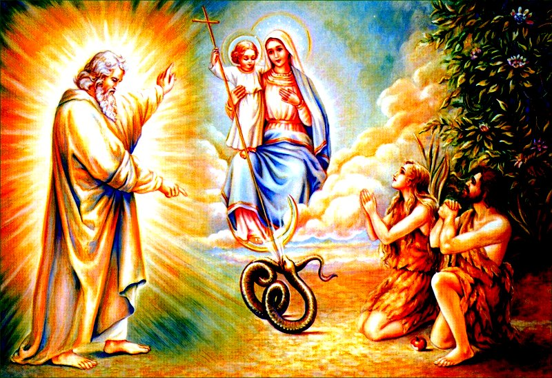 Easter Acts of Consecration to Mary