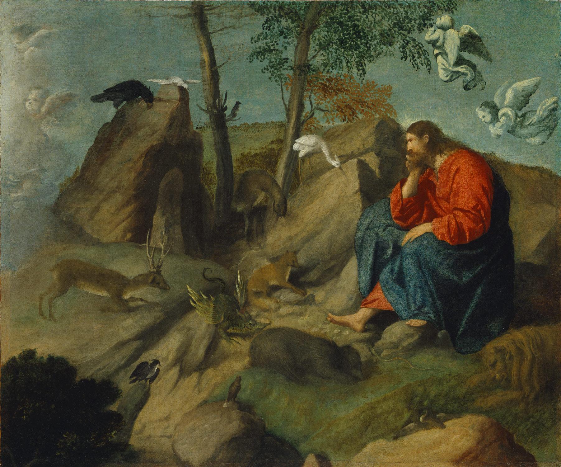 5 Prayers for Lent
