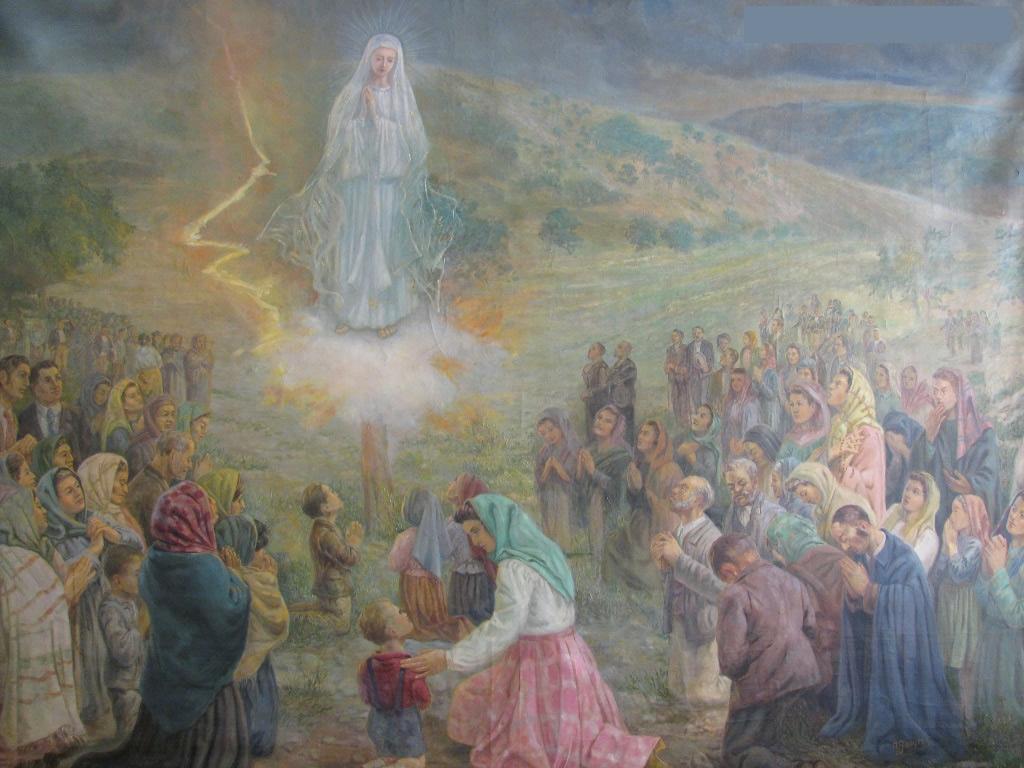 5 Important Prayers Revealed at Fatima