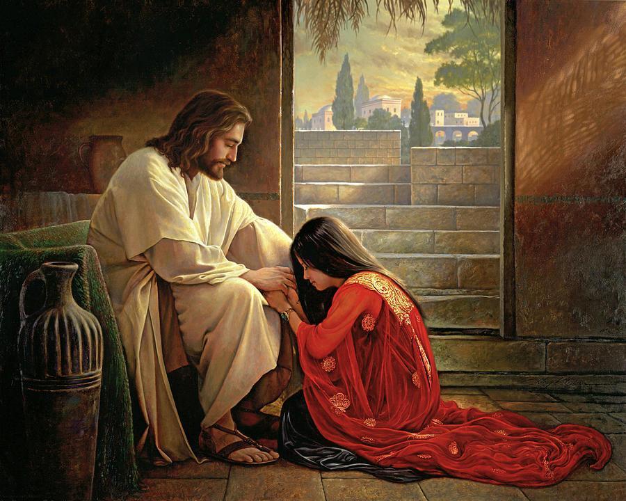 Jesus Christ please Forgive Me Prayer of Repentance and Deliverance
