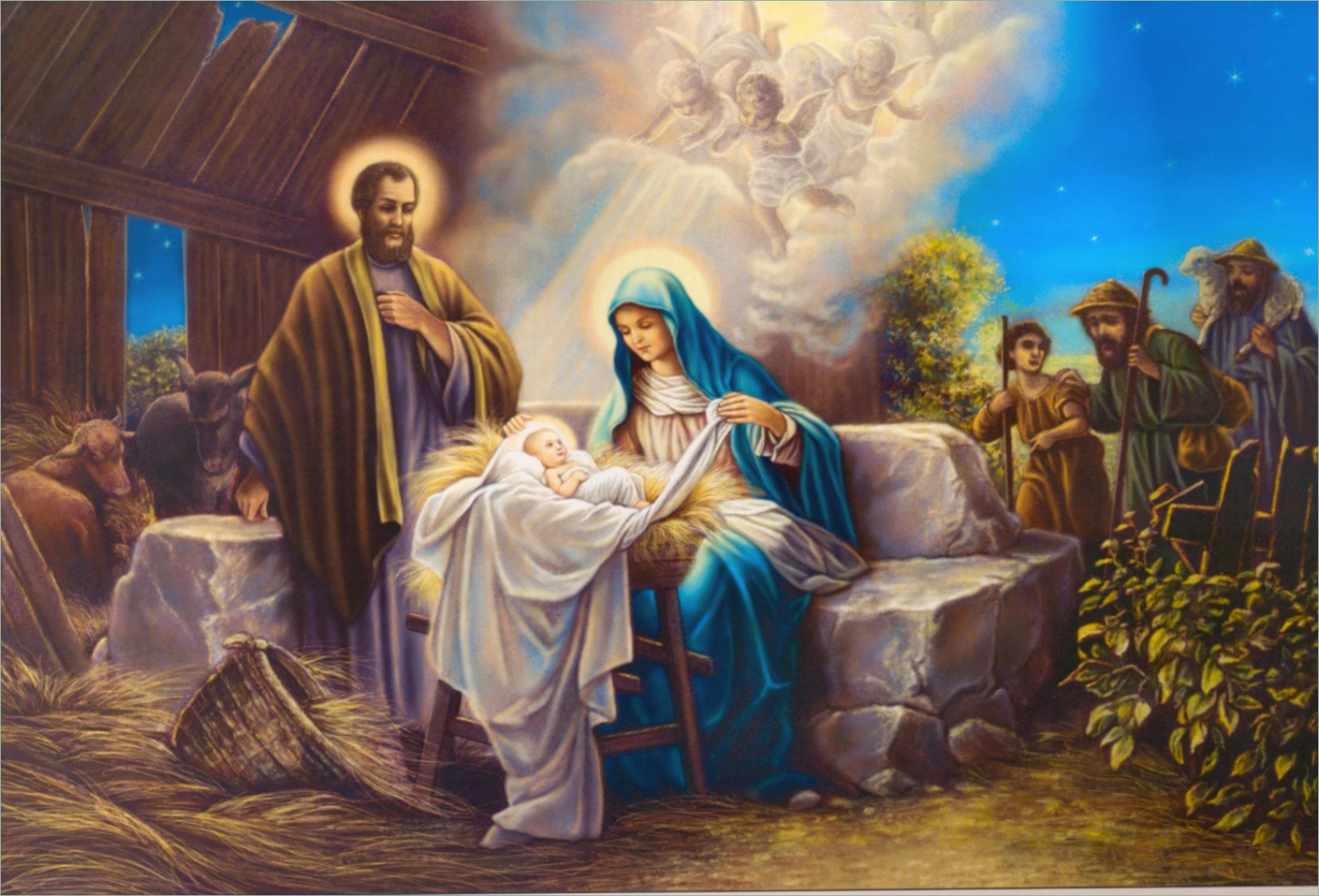 Prayer for the Intercession of St. Joseph in Dark Times