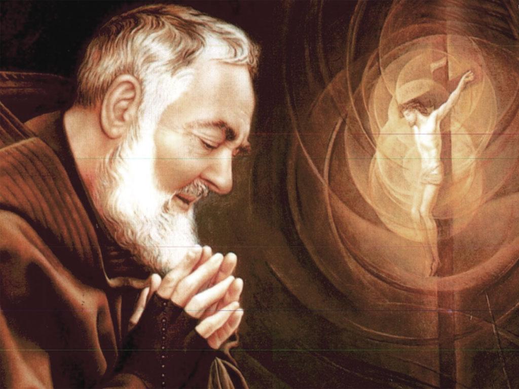 Most Powerful Miracle Healing and Keeping Prayer by St. Padre Pio